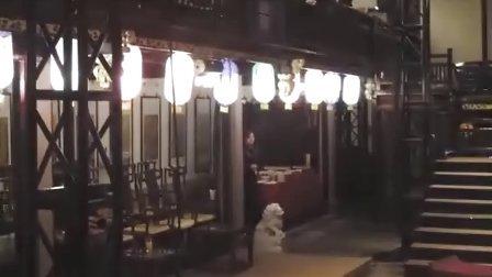 中国民间艺术【庆阳剪纸艺术家安惠琳】世博馆三山会馆