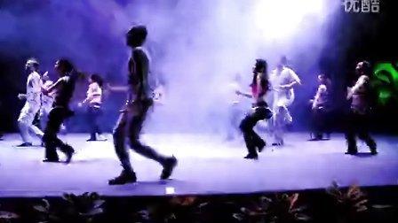 天津英孚 西双版纳 年会 就现在 集体 舞蹈 健身舞 肚皮舞