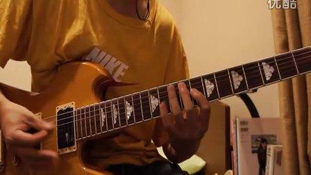 kagrra, 雪恋詩 guitar cover(SHIN part)