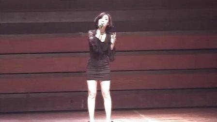 武汉音乐学院2011校歌赛决赛一一夏梦《月半小夜曲》