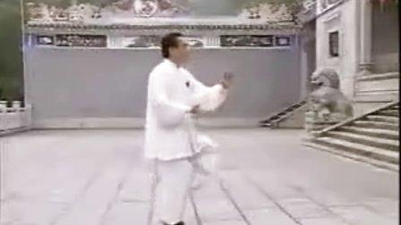 杨式太极拳85式配乐带口令4(赵幼斌22:
