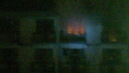 安徽大学学生宿舍失火。