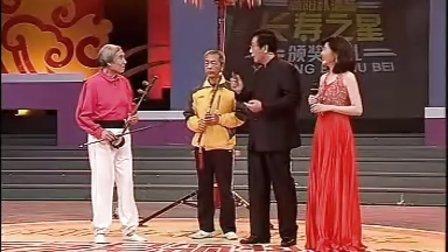 闫真厚老师 葫芦丝表演 及 独轮车表演