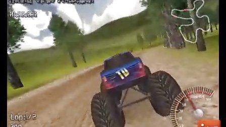 i点评-Monster Truck Lite 怪物卡车 Lite 试玩视频