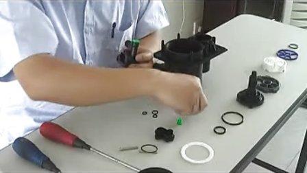 """""""润新阀""""机械部分拆装讲解视频"""