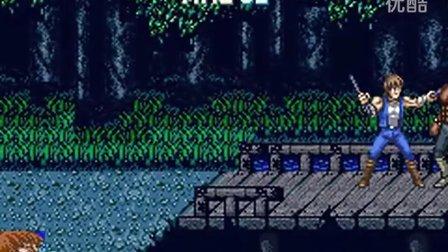 GBA版『ダブルドラゴン アドバンス』ノーミスクリア