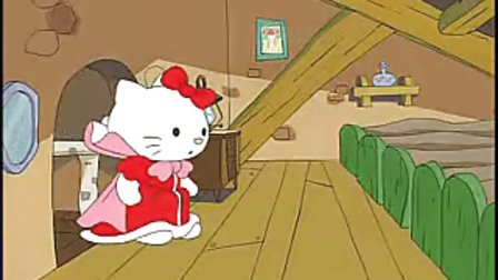 凯蒂猫《 Hello Kitty 》 童话故事--白雪公主