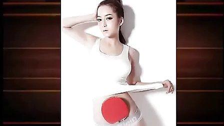 乒乓球天使江伊涵