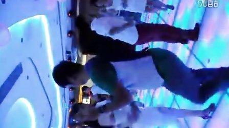 20110917-撞色趴-上海坚尼妹-上海绿T男-SALSA
