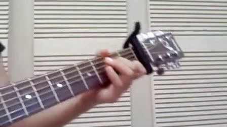 YUI cover Winter Hot Music guitar 46takarai