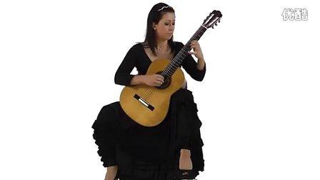 Luz Irene Valentina Rigato - Le Gondolier by Mertz - GuitarT