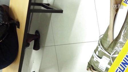 办公室黑丝脱鞋