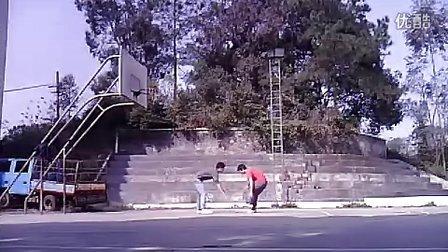 篮球单挑--(4)