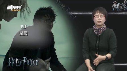 解析《哈利波特7下》-魔法世界 (新东方名师)