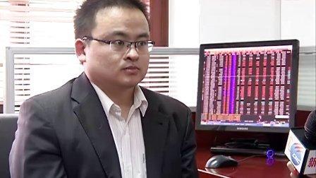 厚币投资总经理苏锋接受新华社采访