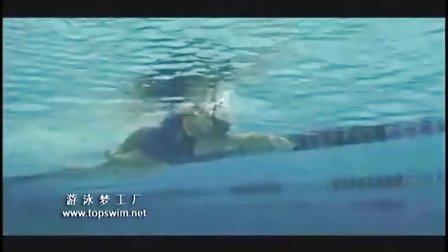 21自由泳侧身打腿本科第二季