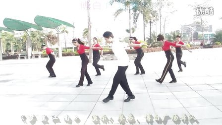 博白广场舞-《  梦 里 江 南  》