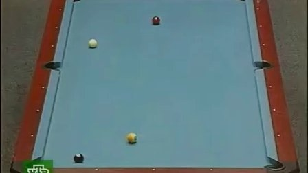 Mosconi Cup 1995 - White Higgins vs Hunter Massey