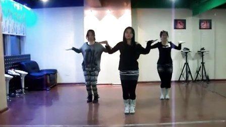 淮安街舞 Orange Caramel -上海之恋MTV舞蹈教学 Xline Jazz