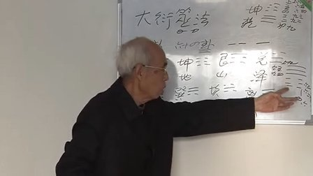 周易培训讲座二:杨景磐 杨霁晖 北京三式乾坤研究院