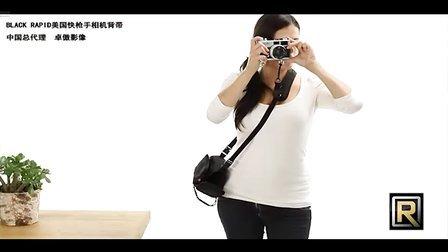 快枪手BlackRapid SNAP-R系列 相机包使用视频说明 一包三用