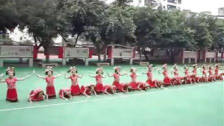 2014年中国未成年人网春晚——《欢快的索玛花》