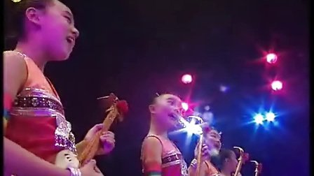 2014年中国未成年人网春晚——《侗族爱党爱得深》