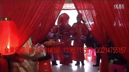 中式婚礼流程视频 中式婚礼策划机构江西金牌婚庆