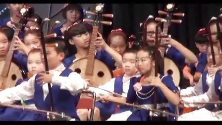 2014年中国未成年人网春晚——《春江花月夜新编》