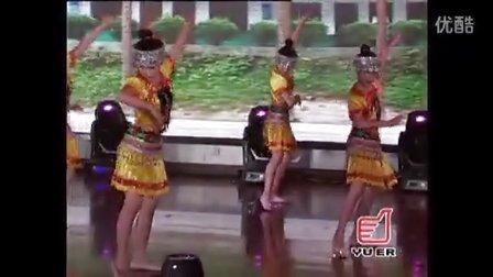 2014年中国未成年人网春晚——《土家摆手舞》
