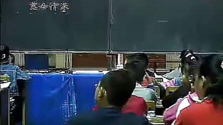 王崧舟慈母情深A新课程小学语文名师课堂实录