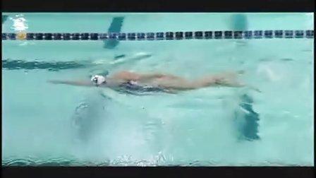 23自由泳换臂的侧身打腿本科第二季