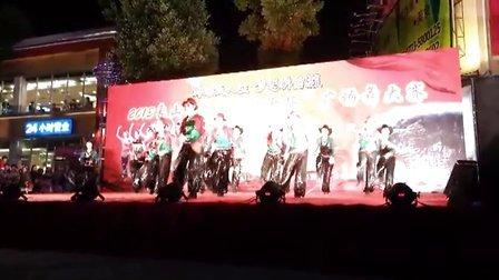 象山区首届广场舞比赛