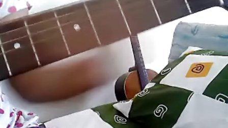 YUI cover Tonight guitar 46takarai