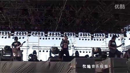 张北草原音乐节-扭曲机器05-优酷音乐全程呈现