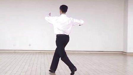王子文体育舞蹈 快步02