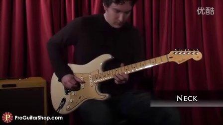 Fender Custom Shop Fusion Classic Strat