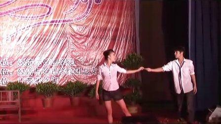 鄂州职业大学经济与管理学院2011届毕业生欢送晚会2