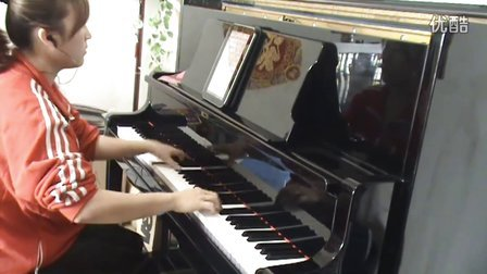 莫扎特《土耳其进行曲》钢琴视_tan8.com