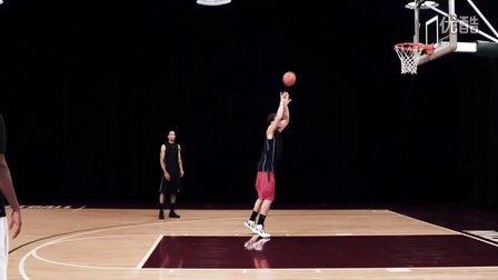 NIKE篮球职业球员训练教程格里芬—篮板球拼抢训练