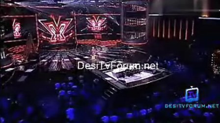 X Factor India  - 19th August part2