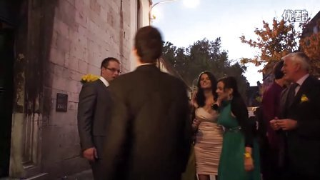 克罗地亚---杜布罗夫尼克人的婚礼