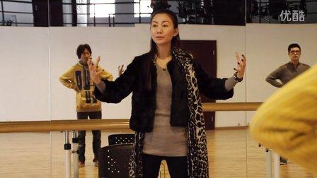 芮歌文化专业表演考前培训—仪态与气息训练
