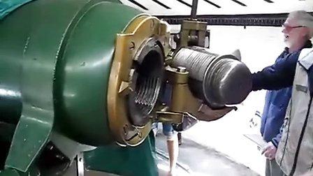 阿姆斯特朗炮的后膛