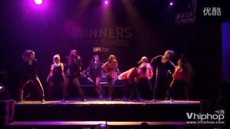 winners dance school winners crew party girl's hip