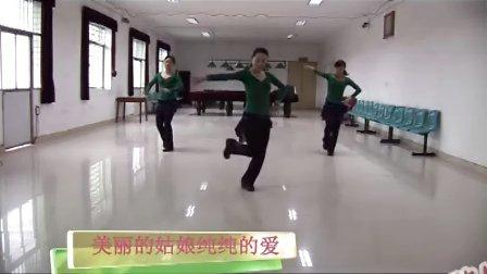 木紫广场舞——《纯纯的爱》