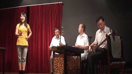 兰州鼓子:牛艳红--会友 乐器伴奏:杨琴-肖正东:三弦-肖朝祥 二胡-肖朝勇