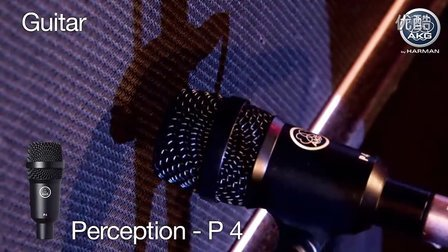 AKG Perception Live microphones Demo