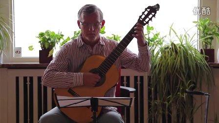 一月 — January — 吉他大师Per-Olov Kindgren