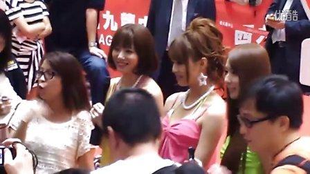 麻美由真, 吉澤明步, 希崎惠比壽麝香葡萄亞州巡迴演唱會香港站1
